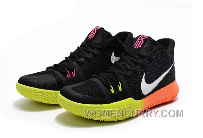 6d6b2d23bf7 ... promo code for nike kyrie 3 womens mens shoes colourful free shipping  0838f e767a