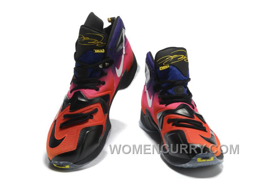 "new concept a1a13 e14fb Discount Nike LeBron 13 ""Doernbecher"" For Sale"