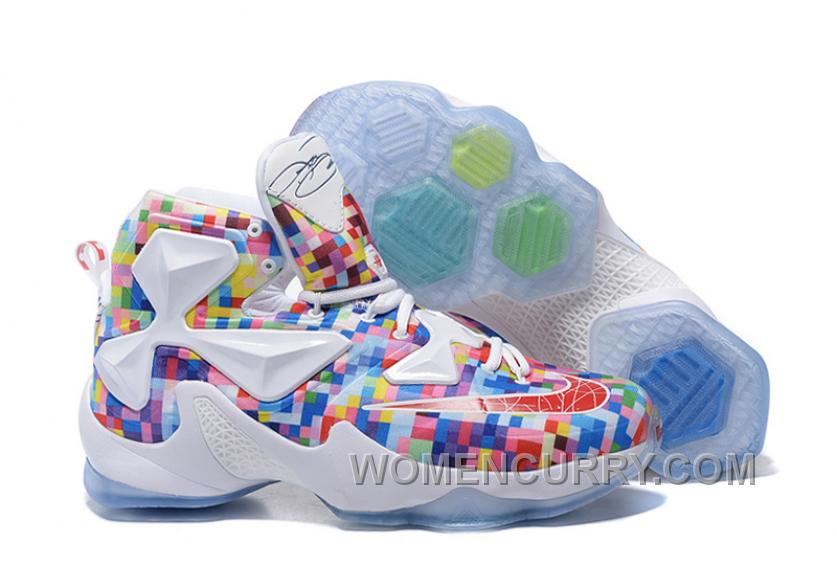 ... wholesale authentic nike lebron 13 prism mens basketball shoes 3c8a9  ee629 ... 4fda92d6c