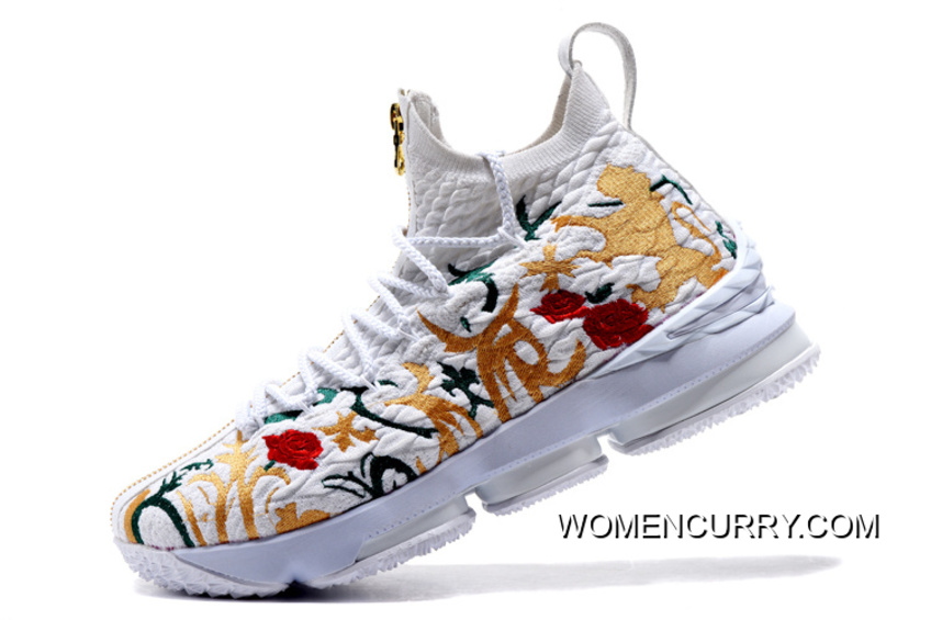 "55b94fbe4ae1 KITH X Nike LeBron 15 ""Floral"" For Sale"