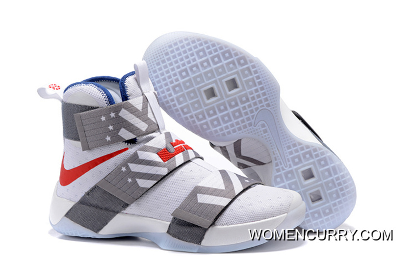 finest selection 5909e ce17e Nike Zoom LeBron Soldier 10 USA Dream Team 12 New Style