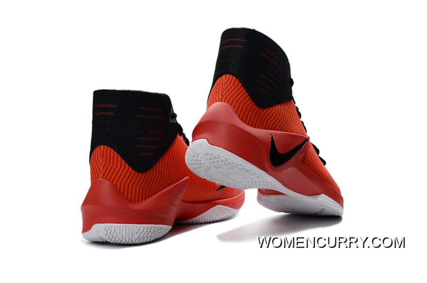 new concept 82932 c0737 Nike Zoom Clear Out University Red Black Bright Crimson White Online