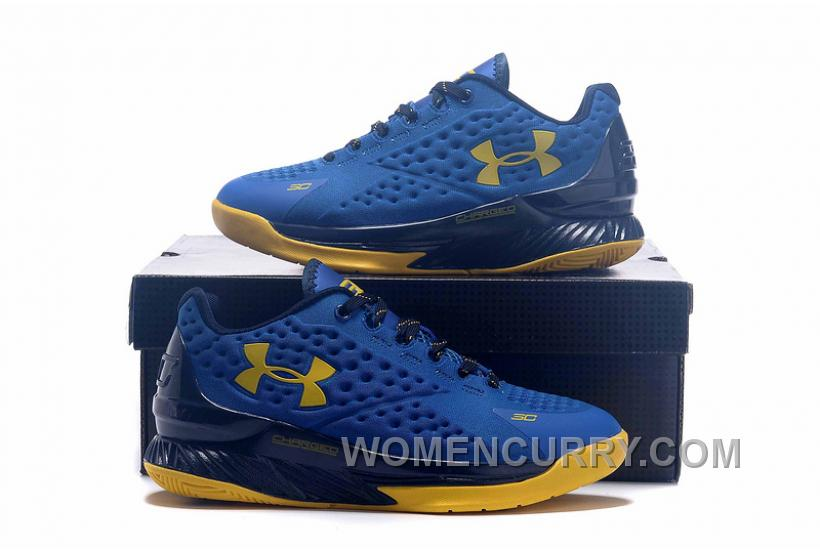 66a420c1ab0d Womens Under Armour Curry One Low Warriors Discount