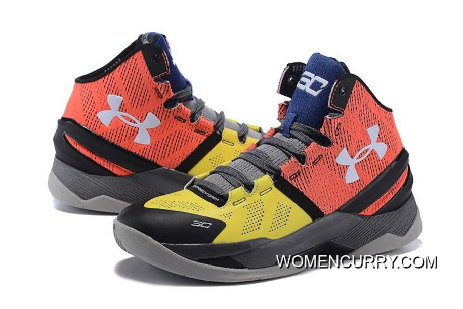 bb2fde3da062 Cheap Under Armour Curry 2 I Can Do All Things Authentic