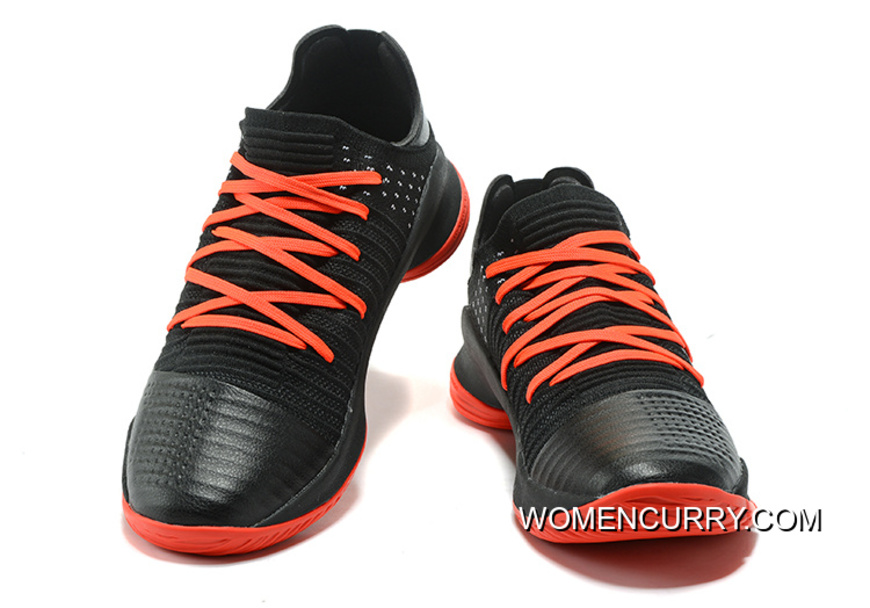 c24d364b040f Latest Under Armour Curry 4 Low Black Red Fast Shipping Cheap To Buy ...